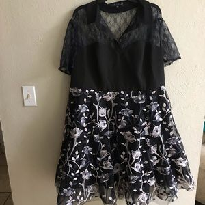 Eloquii Tulle dress Size 20